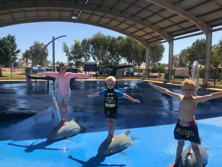 children water park exmouth