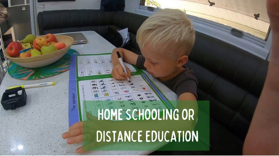 Home Schooling or Distance Education