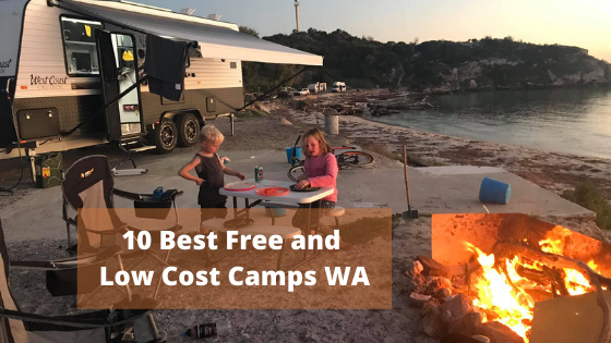 10 Best Free Low Cost Camping Sites In WA