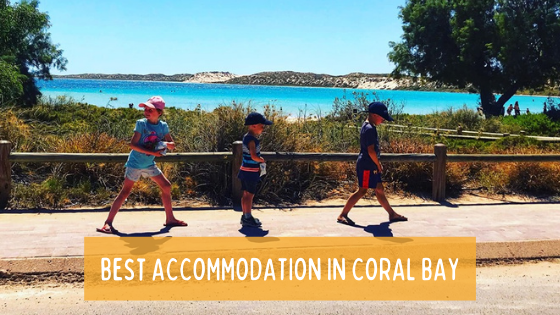 Accommodation In Coral Bay
